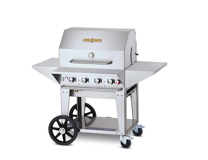 Crown Verity Commercial Gas Grills
