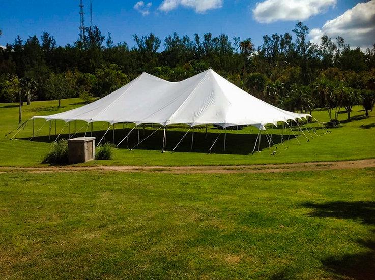 60 x 60 Mega Tent