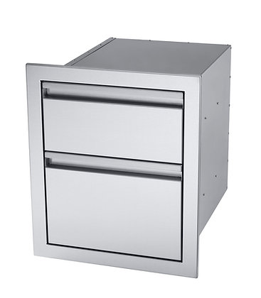 2 Drawer Compartment