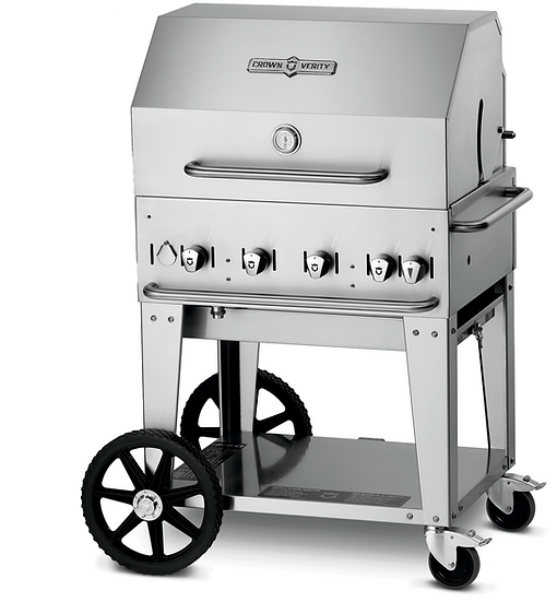 """30"""" Mobile Grill – Roll Dome Package - Rental"""