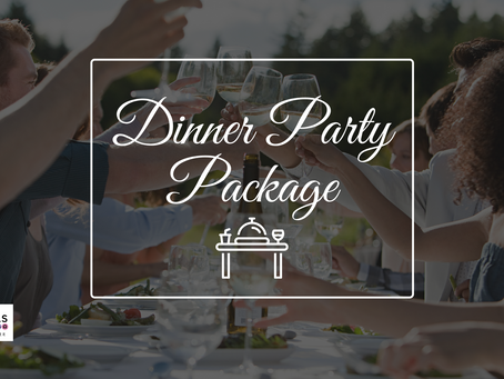 Host A Dinner Party With Us!