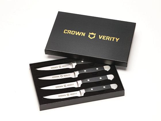 Crown Verity Steak Knives