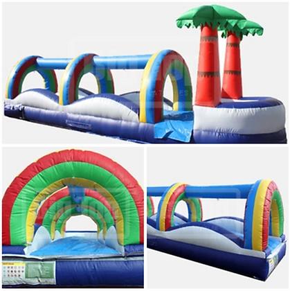 Tropical Slip and Slide - Water Slide