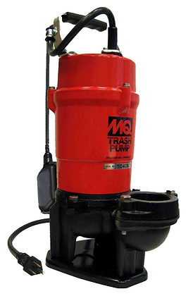 Trash Submersible Pump 2HP