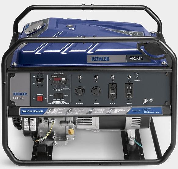 Gas Generator 6400 Watt