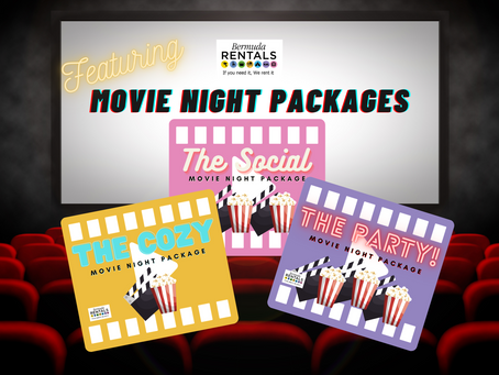 Our Movie Night Packages Are Here!