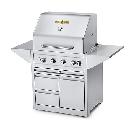 30″ Estate Series Elite Mobile Grill
