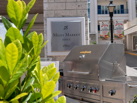 Ultimate Grills Launch at Miles Market