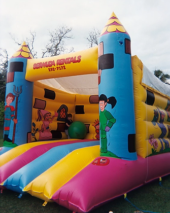 Fun Castle - Bouncy Castle