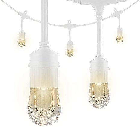 LED Cafe String Lights