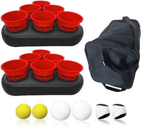 BucketBall (aka Beer Pong) - Games