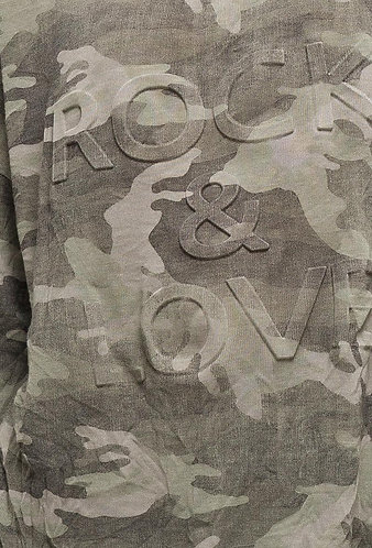 Rock & Love Camo Tees