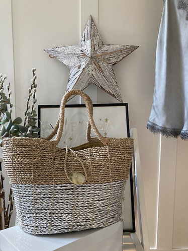 Beautiful Hand woven basket in Three sizes £29.99 -£38.99