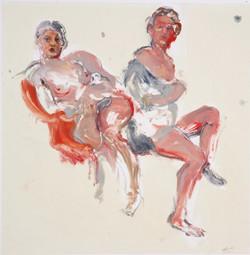 Les Demoiselle (en'attendant Lautrec
