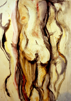 Three Muses (abstract)