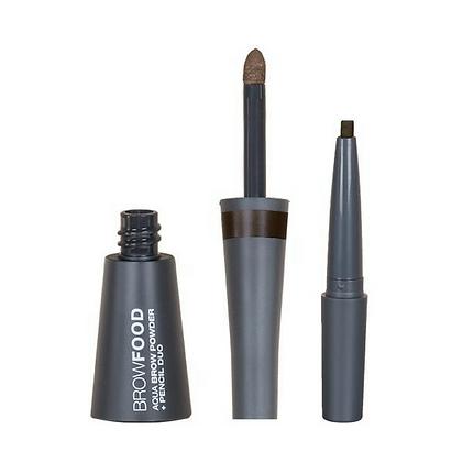 BROWFOOD - Brow Powder + Pencil Duo