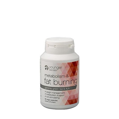 Metabolism - Fat Burning Capsules