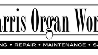 Harris Organ Works is Chosen
