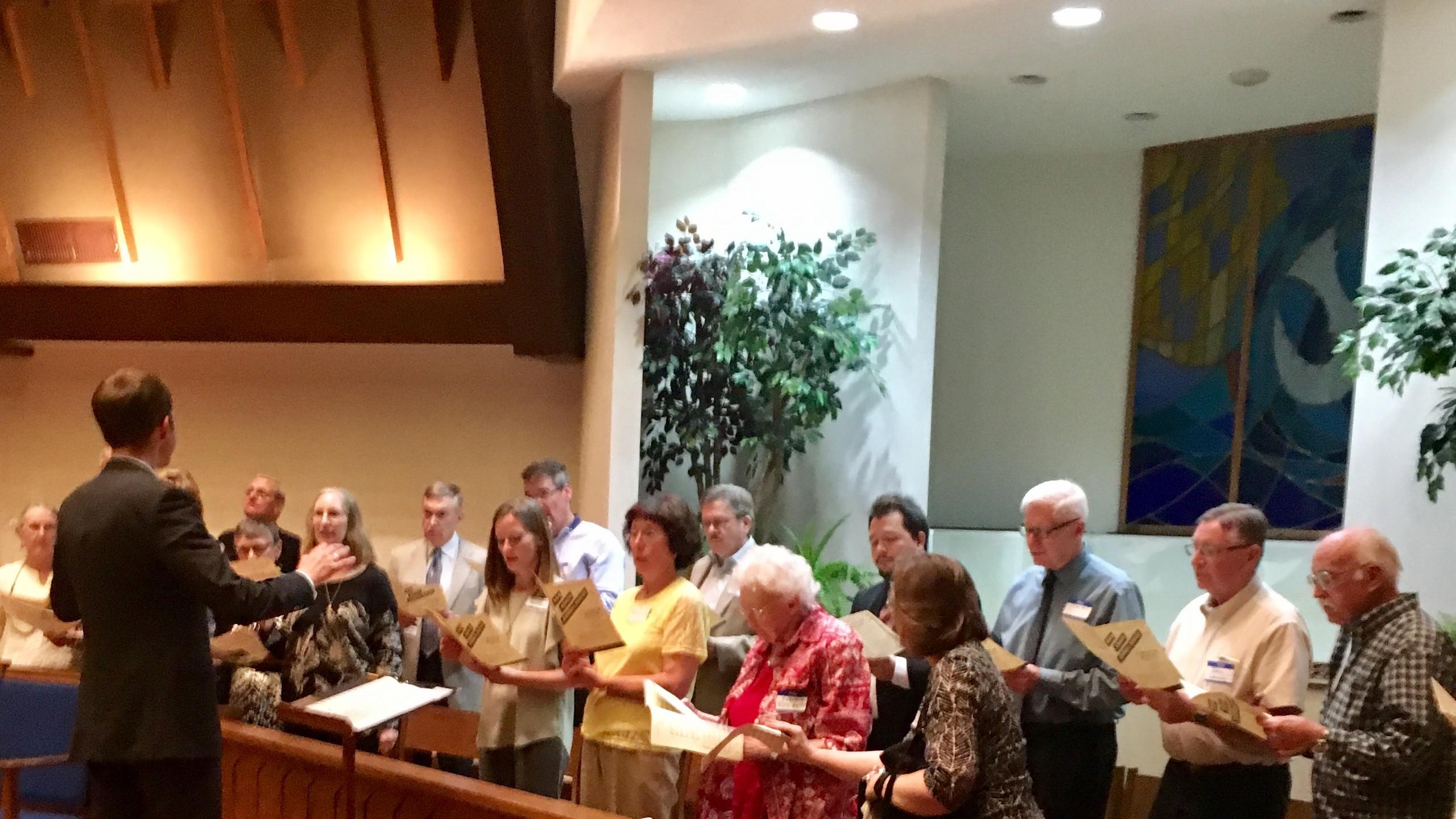 Chapter Member Choir