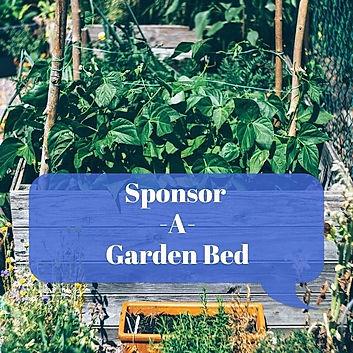 Sponsor A Garden Bed