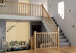 eco range stairs