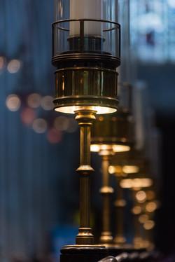 Lanterns, Bath Abbey