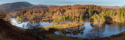 Tarn Hows, panorama
