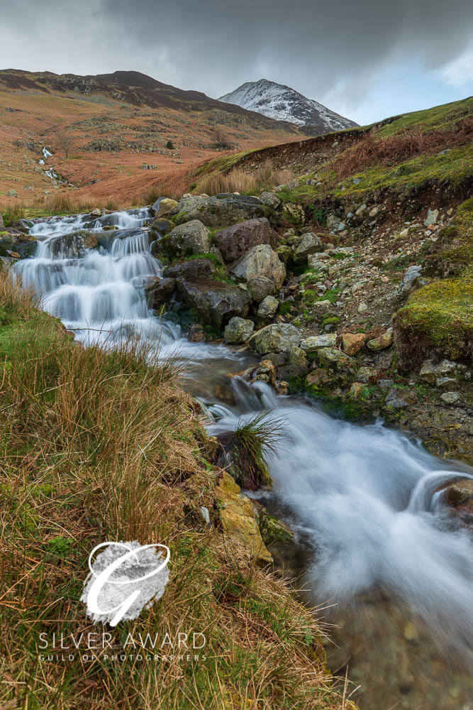 Crummock Water, waterfalls-8910