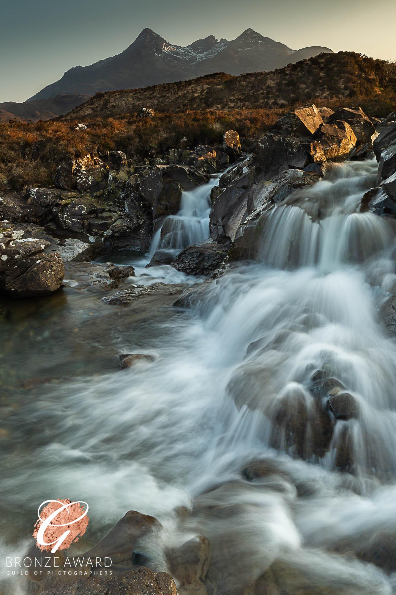Sgurr nan Gillean sunset, Isle of Skye-9