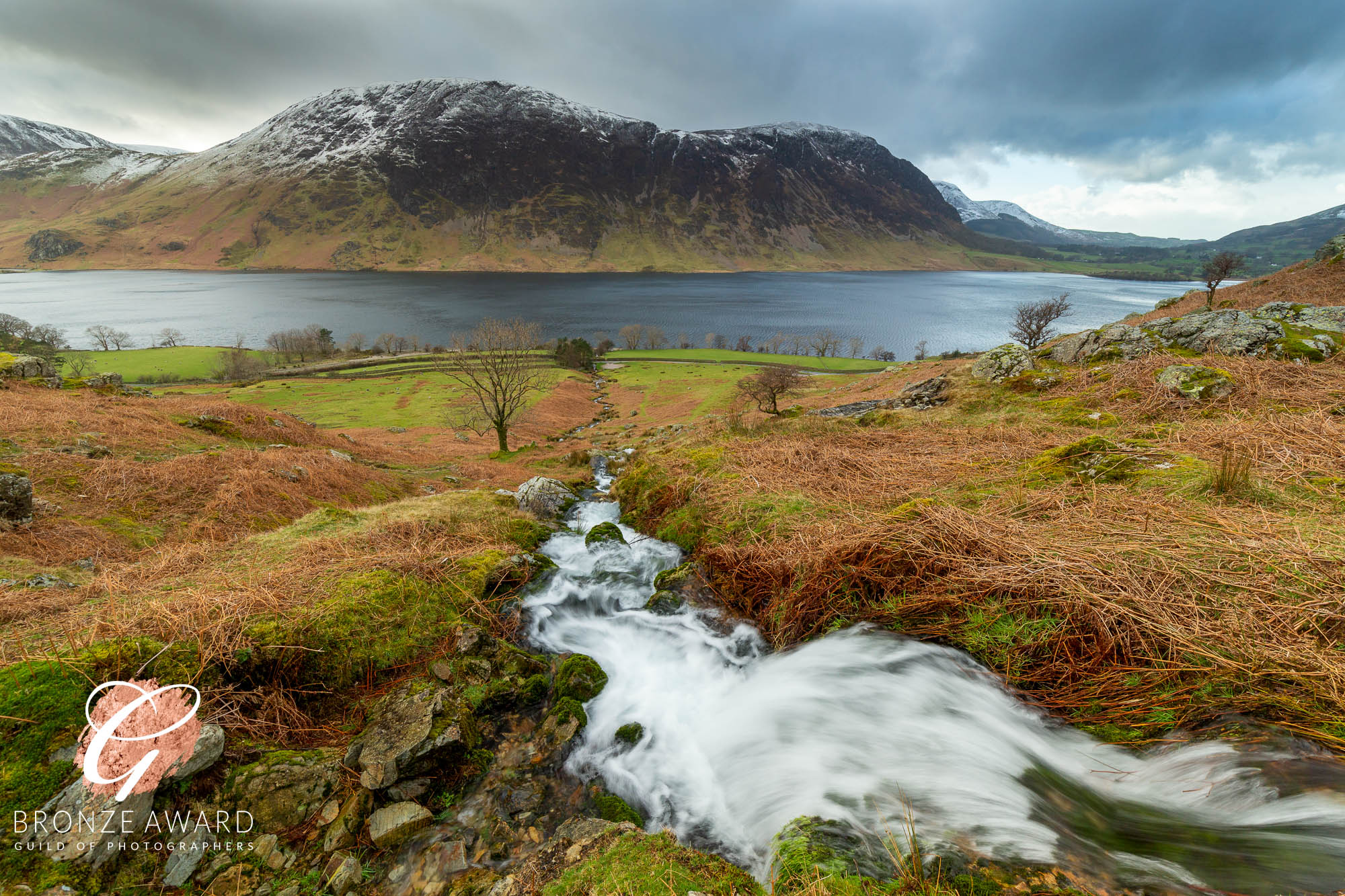 Crummock water, Lake District-
