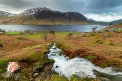 Crummock water, Lake District-