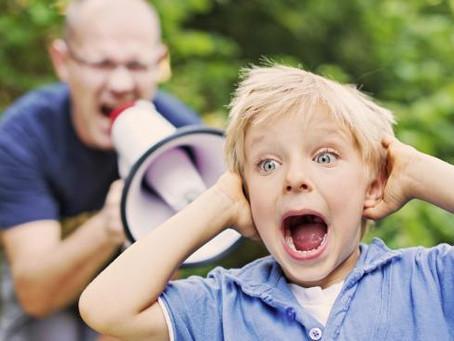 Auditory Processing – Volume - Sshhh!