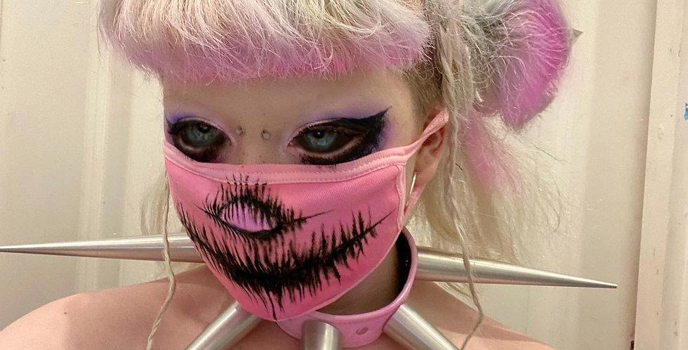 Supreme cunt mask