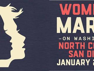 WOMEN'SMARCH -ON WASHINGTON- NORTH COUNTY SAN DIEGO