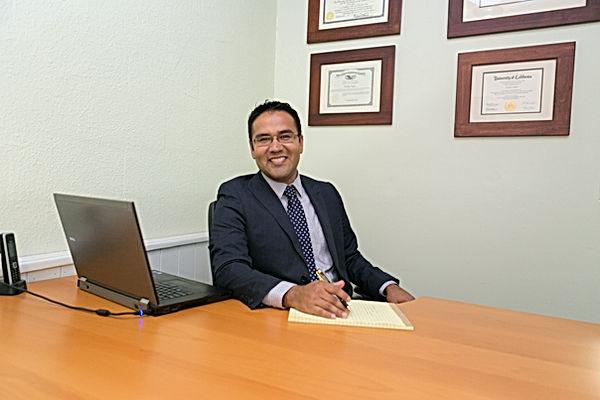 Attorney Erubey Lopez