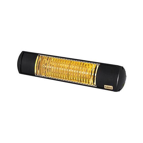 Solaira Candel Cosy XL 1500 Watt 240 Volt Electric Patio Heater - Black