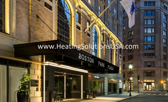 Solaira ICR Series Patio Heaters at The Boston Park Plaza Hotel and Towers