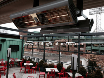 solaira heaters alpha series Jerry Remys Sports Bar and Grill Boston MA