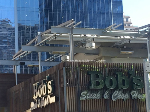 solaira alpha series BOBS STEAK AND CHOP AUSTIN TX
