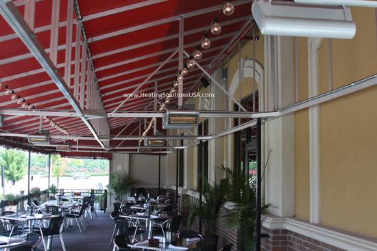 solaira alpha series heaters Abuelo's Mexican Restaurant Virgina Beach
