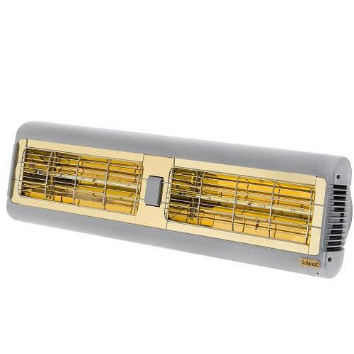 Solaira Alpha Series 3000 Watt, 240V Electric Patio Heater - Grey