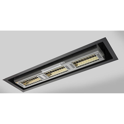 Solaira - SICR-H3-TRMG - ICR Series H3 Radiant Infrared Heater Recessed Trim Kit