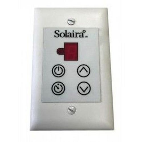 Solaira SMaRT Wall Switch - for use with SMaRT34/16-DV Controllers - SM-WSD