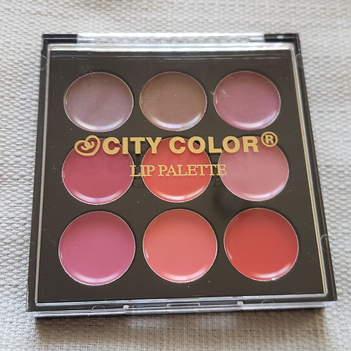 Lip palette  by city color