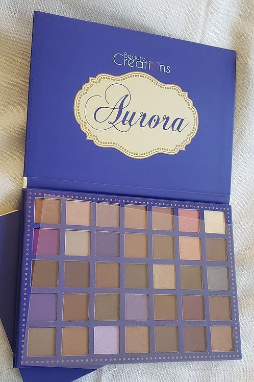 Aurora eyeshadow palette