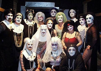 January 2015 Featured Client: The Sisters of Perpetual Indulgence