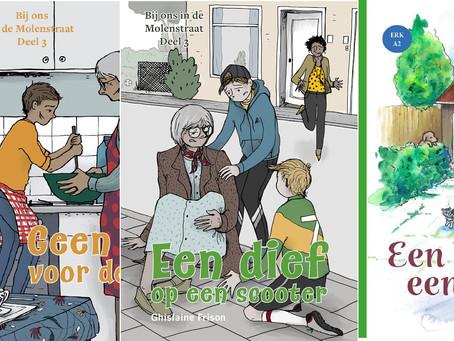 Nederlands leren? Lees een serie!