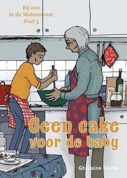 Geen cake voor de baby_cover