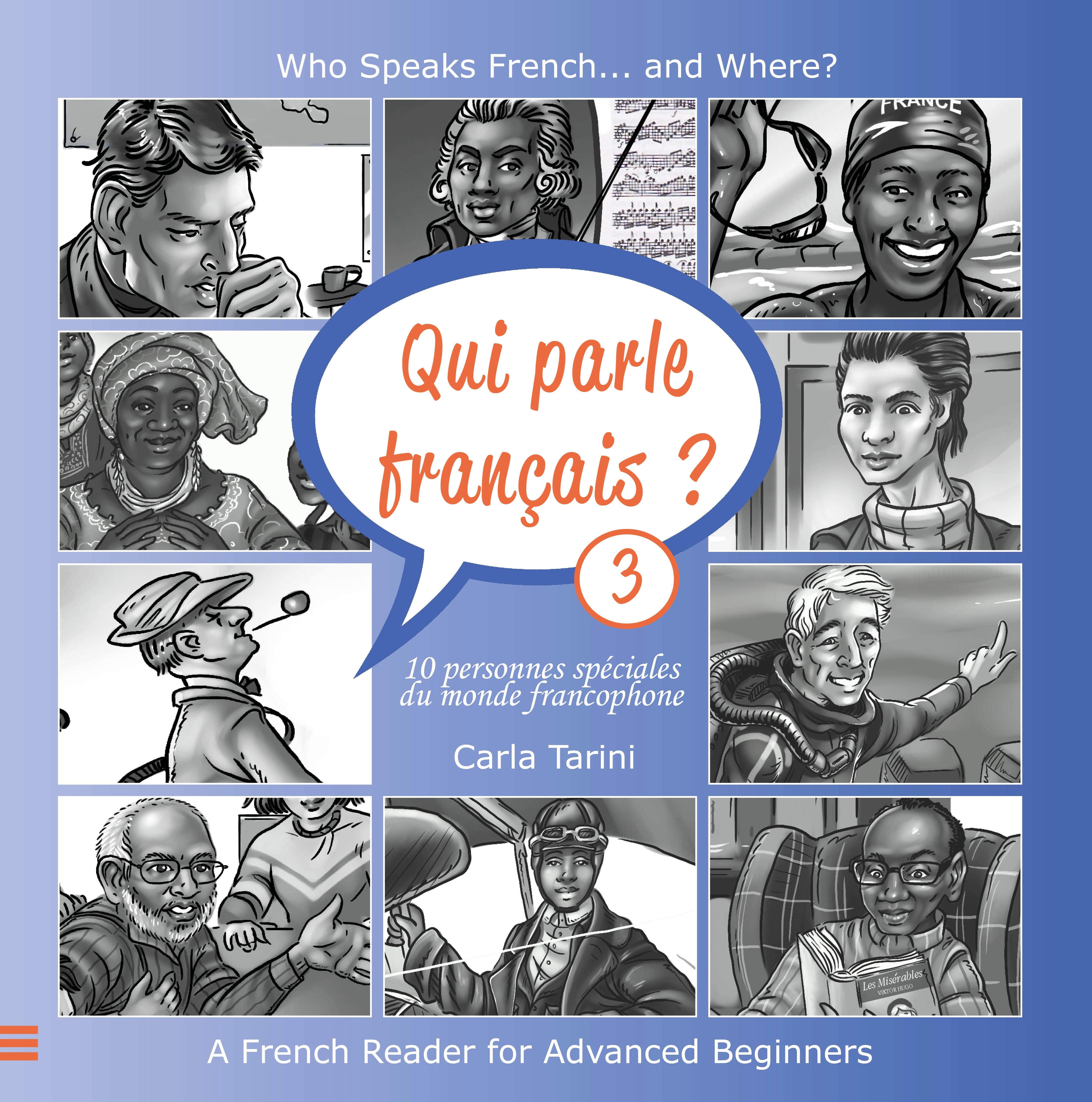 Qui parle français ? Livre 3