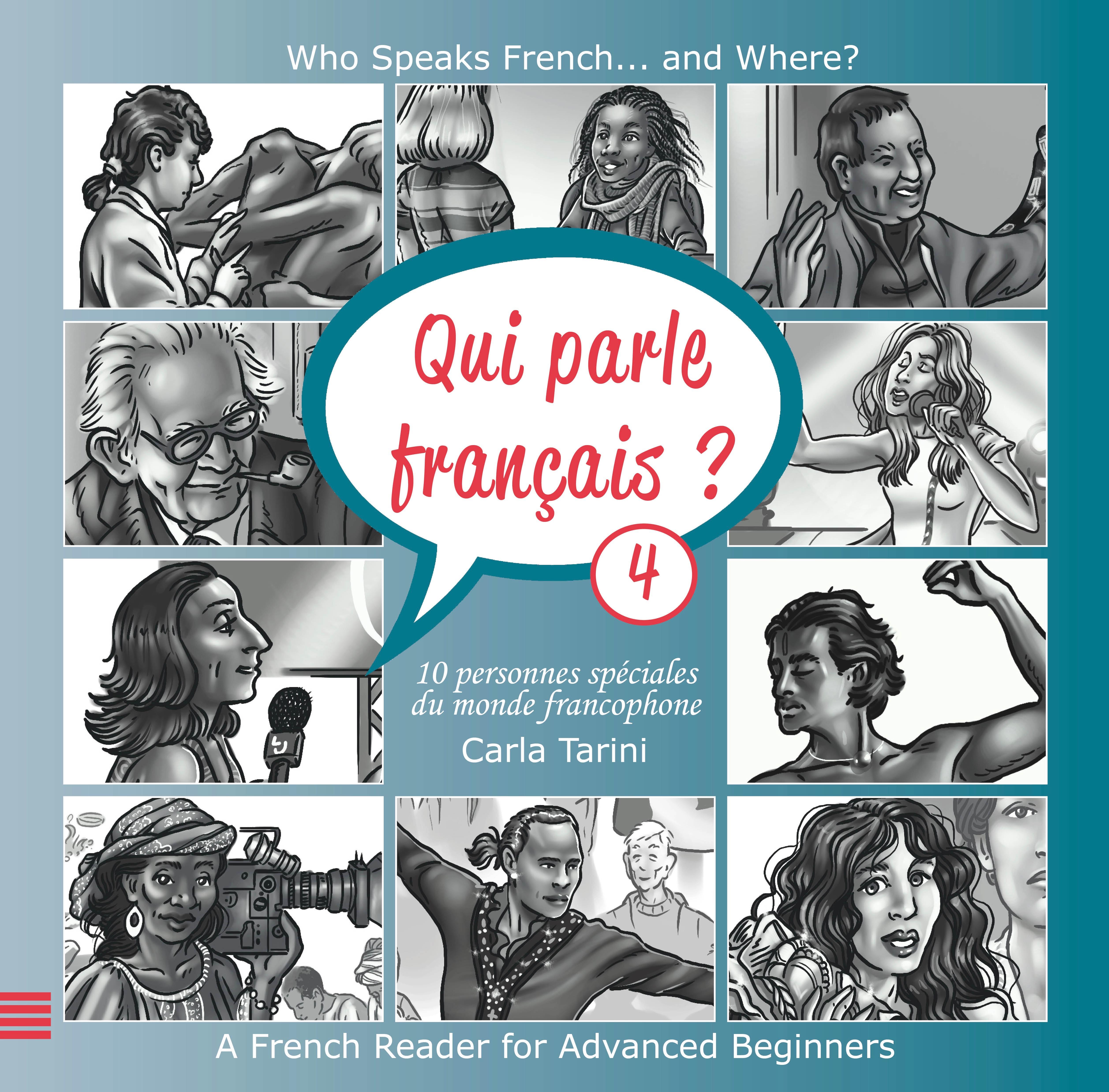 Qui parle français ? Livre 4